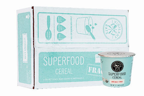 Coconut Chai Superfood Cereal (6 Pack, Save 10%)