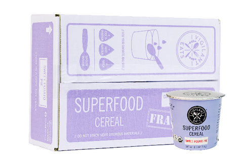 Sweet Potato Pie Superfood Cereal (6 Pack, Save 10%)