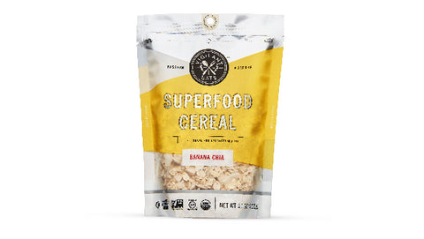 Banana Chia Superfood Cereal (11oz Bag)