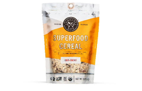 Goji Cacao Superfood Cereal (11oz Bag)