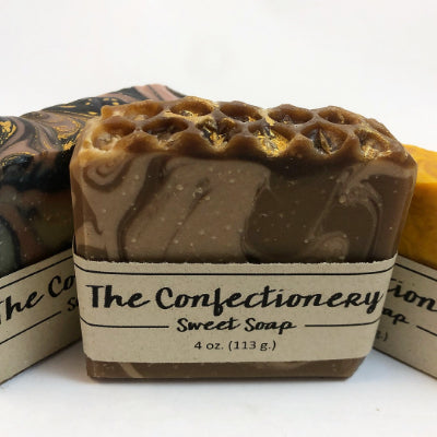 The Farmer's Market Sweet Soap Collection