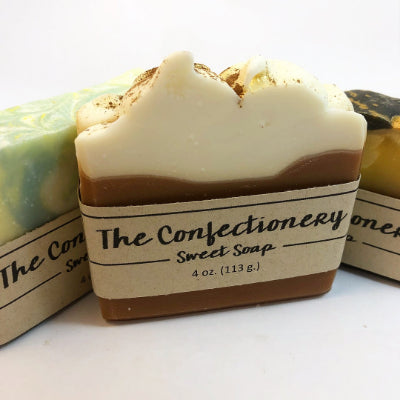 The Confectionery Fall Sweet Soap Collection
