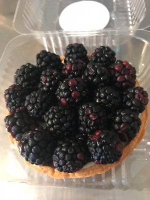 Blackberry Tartlet