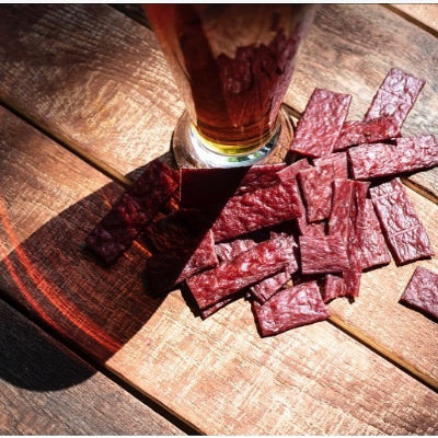 Beef Jerky -- Ghost Pepper (2.2 OZ)