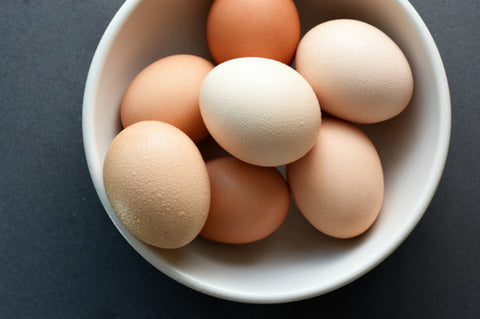 Non-GMO Chicken Eggs (1 dozen)