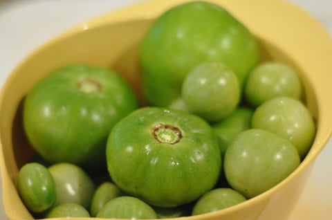 Small Green Tomatoes (1 pint box)