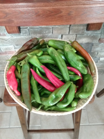 Half Pound Big Jim Peppers