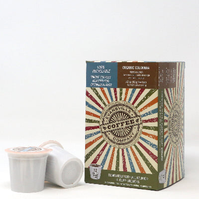 Colombia Sol Naciente K-cups® for the Discerning Coffee Lover