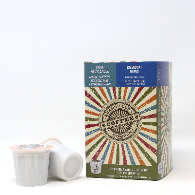 Riverboat Blend K-Cups® for the Discerning Coffee Lover
