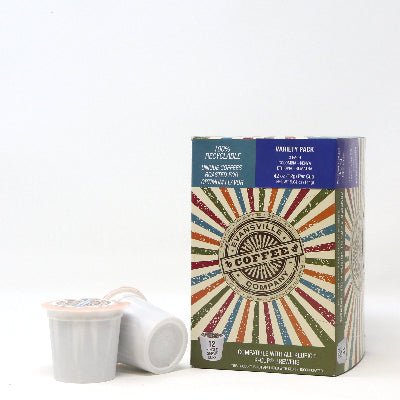 Variety Pack of K-Cups® for the Discerning Coffee Lover