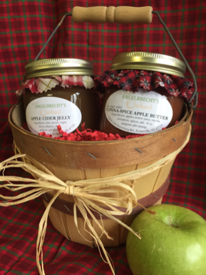 Two Jar Gift Basket (B)