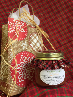Cinna-Spice Apple Butter Gift Bag