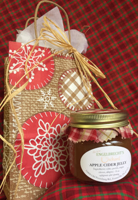 Apple Cider Jelly Gift Bag