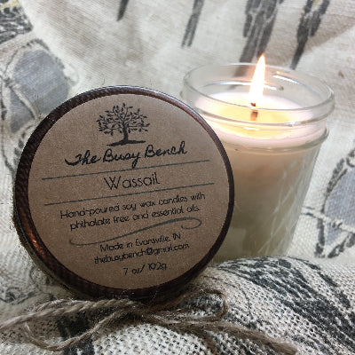 7 oz Soy Wax Candle - Wassail