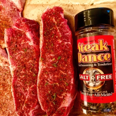 Steak Dance Salt Free
