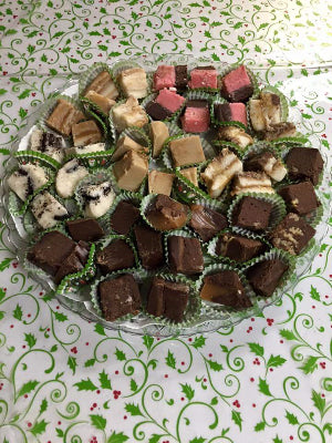 2 pound Fudge Tray