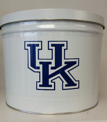 2 Gallon Popcorn Tin-University of Kentucky