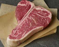 100% Grass Fed T-Bone Steak