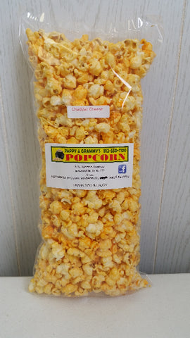 6 oz. shareable bag- Yellow Cheddar Cheese