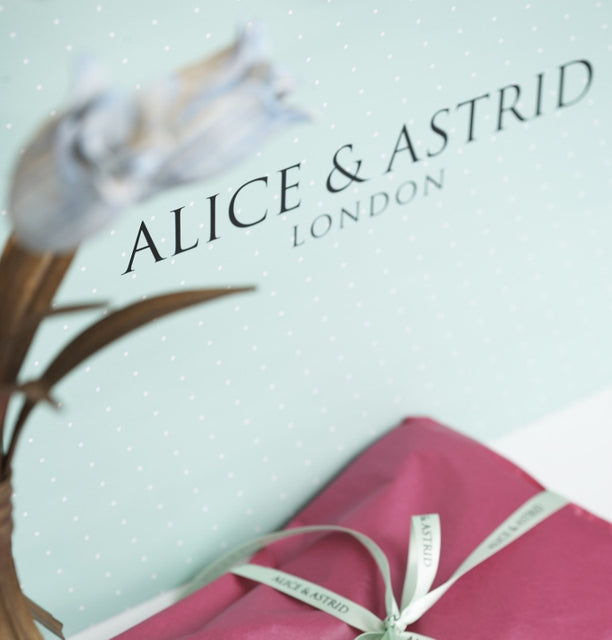 Alice and Astrid luxury nightwear and lifestyle UK
