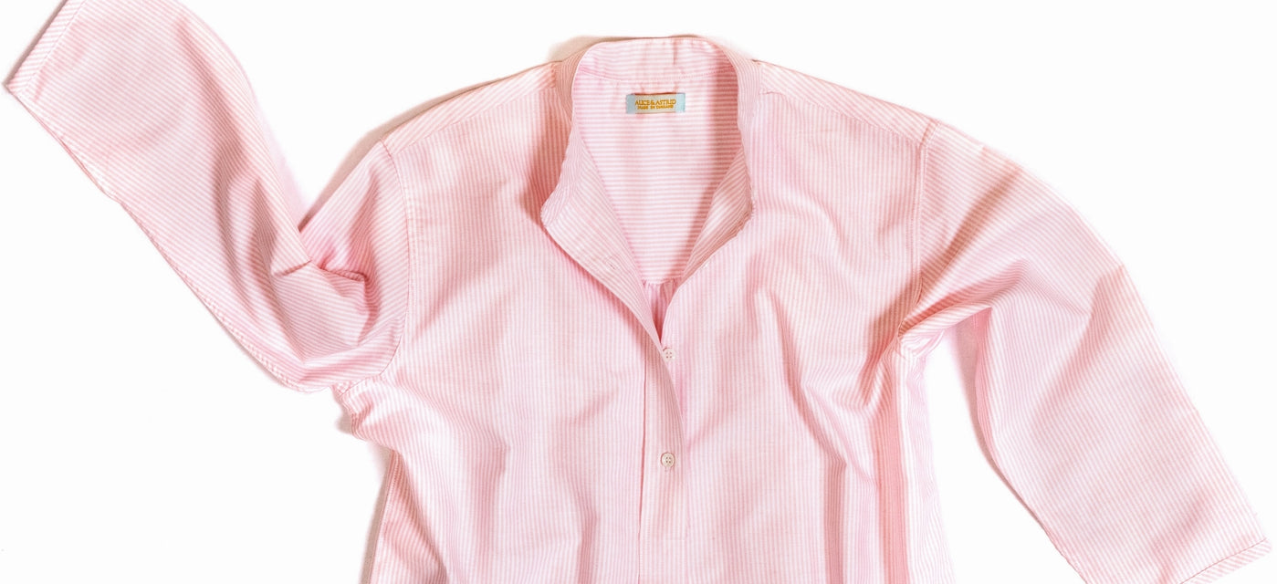 Women's nightshirts by Alice & Astrid made in England