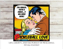 2020 Pickleball Calendar