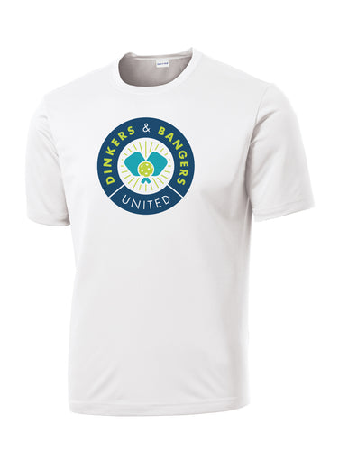 Dinkers & Bangers United - Performance Pickleball Tee