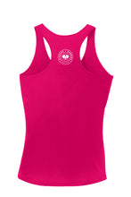 Load image into Gallery viewer, Pickleball. Cheaper Than Therapy. - Womens Performance Racerback Tank