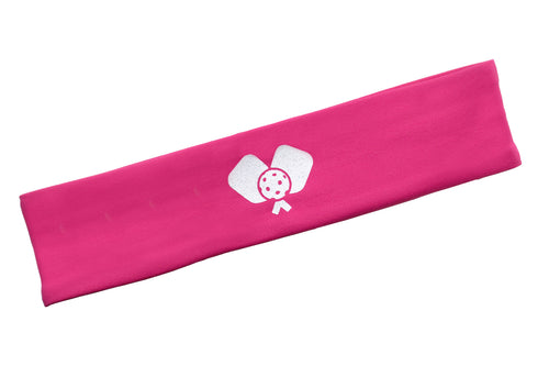 Paddles Up - Glitter Performance Headband