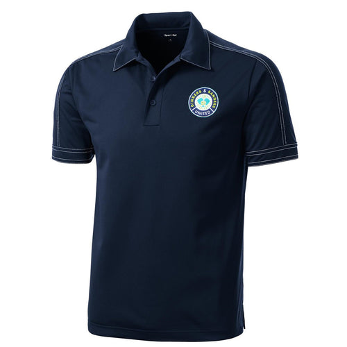Dinkers & Bangers United™ - Mens Performance Polo