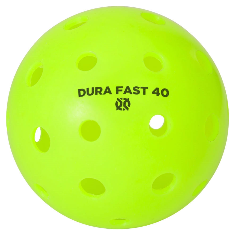 Dura Fast 40 Outdoor Pickleballs