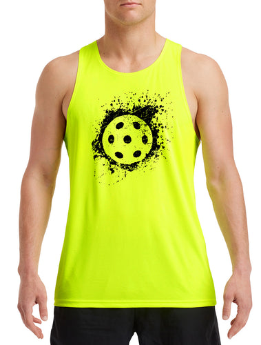 Rugged Pickleball - Mens Performance Tank