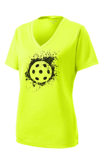 Rugged Pickleball - Ladies Performance Tee