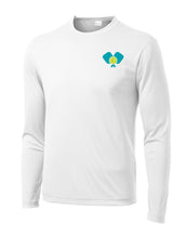 Load image into Gallery viewer, Dinkers and Bangers United™ Long Sleeve Performance Tee - Front View
