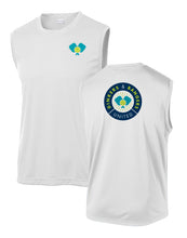 Load image into Gallery viewer, Dinkers & Bangers United™ Mens Sleeveless Performance Pickleball Tee