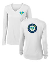Dinkers & Bangers United™ Womens Longsleeve Performance Pickleball Tee