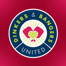 Load image into Gallery viewer, Dinkers & Bangers United™ - Full Face Mask - Pink