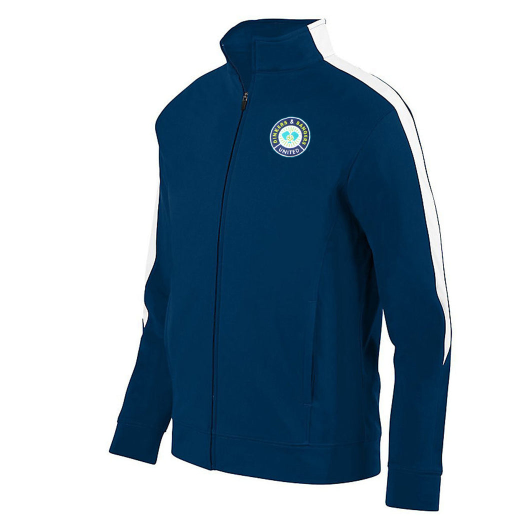 Dinkers & Bangers United™ - Mens Performance Jacket