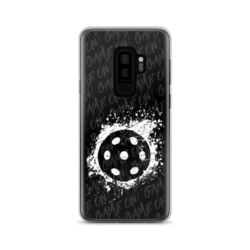 Rugged Pickleball Samsung Galaxy S9+ Phone Case