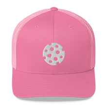 Heart of Pickleball - Mesh Cap