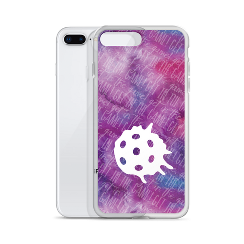 Splash Watercolor Pickleball iPhone 7 Plus / 8 Plus Case