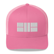 Pickleball Court - Embroidered Mesh Hat