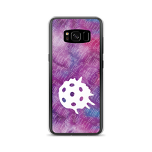 Splash Watercolor Pickleball Samsung Galaxy S8 Phone Case