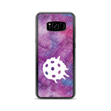 Splash Watercolor Pickleball Samsung Galaxy S8+ Phone Case