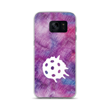 Splash Watercolor Pickleball Samsung Galaxy S7 Phone Case