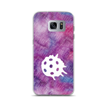Splash Watercolor Pickleball Samsung Galaxy S7 Edge Phone Case
