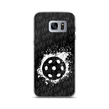Rugged Pickleball Samsung Galaxy S7 Edge Phone Case