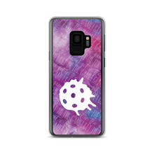 Splash Watercolor Pickleball Samsung Galaxy S9 Phone Case