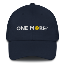 One More? - Embroidered Cotton Hat
