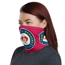 Dinkers & Bangers United™ - Full Face Mask - Pink